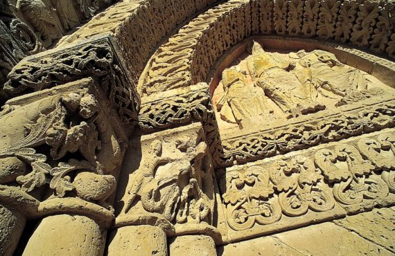 portail roman