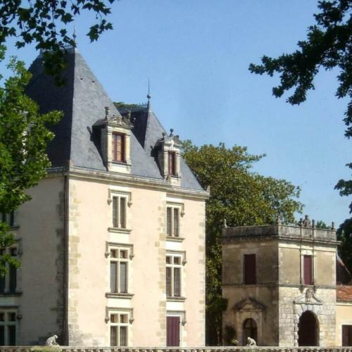château authon extérieur