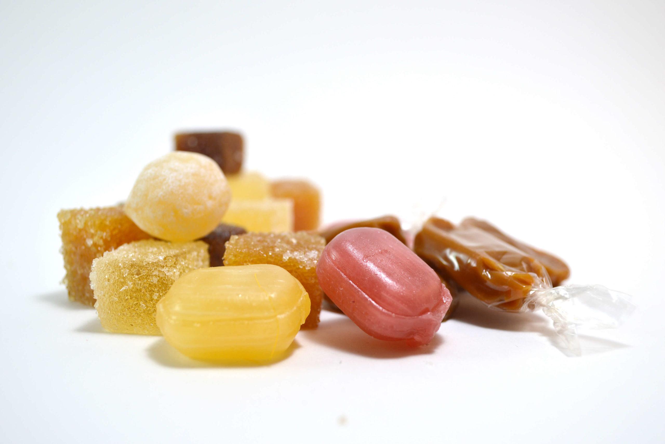 bonbons artisanaux la reine friande