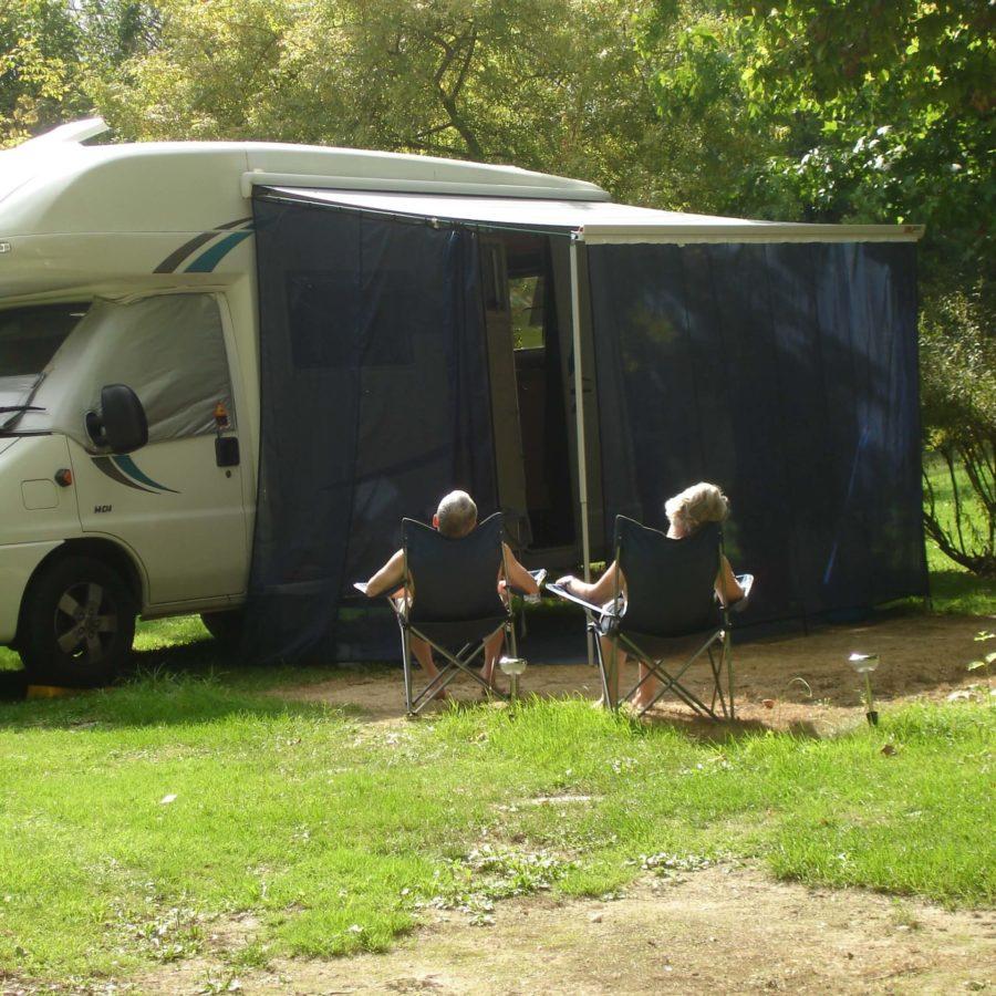 camping-car en vals de saintonge
