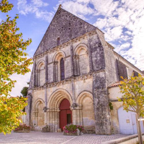 saint savinien église bélvédère