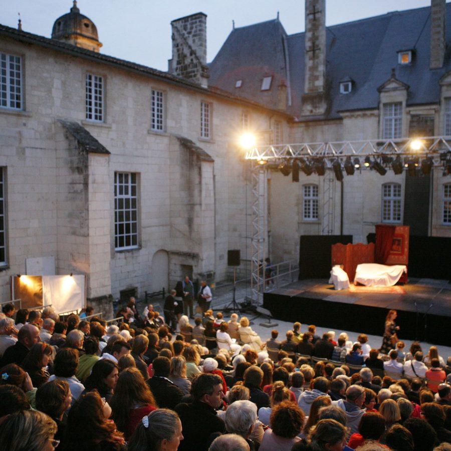 théâtre spectacle en Vals de Saintonge événement