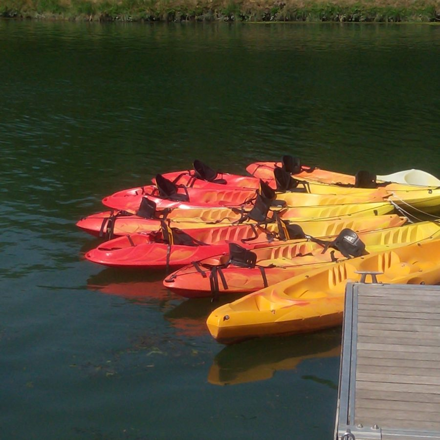 canoë kayak boutonne Charente