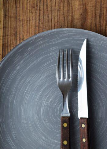 assiette restaurant où manger en vals de saintonge